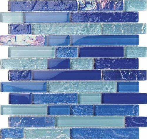 Printed Swimming Pool Ceramic Tile, Size: Large (12 Inch X 12 Inch)