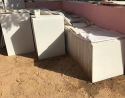 Indian Marble Makrana White Marble Tiles, Shape: Rectangle, Thickness: 16 Mm
