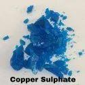 Copper Sulphate Lumps