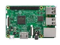 Raspberry Pi 3 Model Board