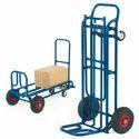 Mild Steel Cargo Handling Trolley, Load Capacity (kg) : 500 To 1500kg