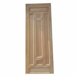 Hinged Polished Decorative Wooden Door, For Home,Office etc, Thickness: 30 Mm
