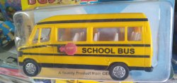 Kids Bus Toy