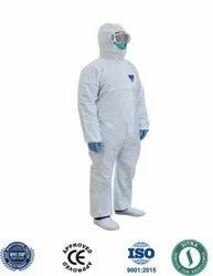 Coverall Body Protection Safety Kit