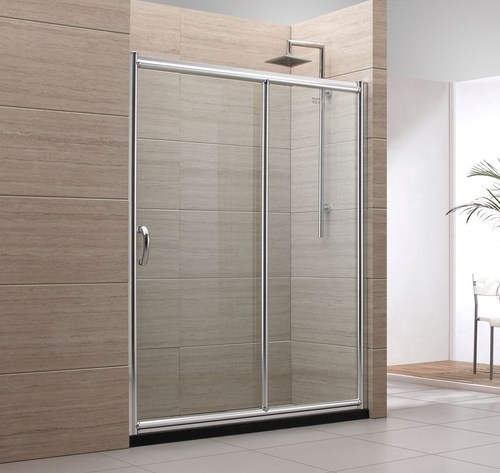 Sliding Glass Bathroom Partition at Rs 425/square feet ...