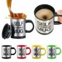 Automatic Self Stirring Coffee Mug