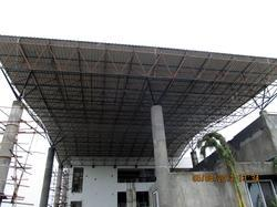Space Frame Fabrication Services
