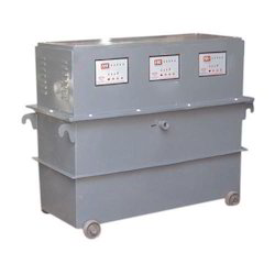 Automatic Oil Cooled Servo Voltage Stabilizer