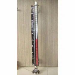 Magnetic Bi - Colour Level Indicator