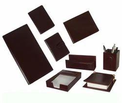 Leatherette Leather Desk Set, for Hotel