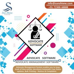 Online/Cloud-Based Advocate Management Software