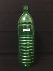 Green PET Bottle