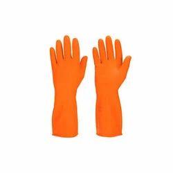 Chemisafe Rubber Hand Glove