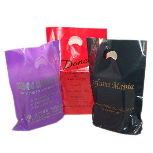 Flexographic Printed Poly Bag