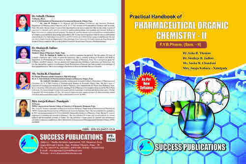 Pharmaceutical Organic Chemistry Ii