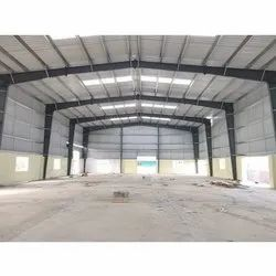 Industrial Building Construction Services, in Client Site