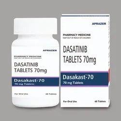 Dasakast 70mg Tablets
