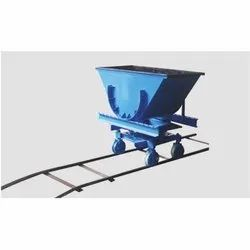 Slab Trolley with Tilting Bucket