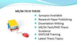 M.Tech & PHD Project