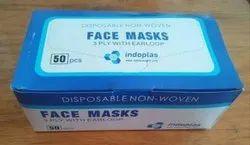 Mask Pacakaging Box