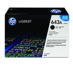 HP Q5950A 643A Black Toner Cartridge