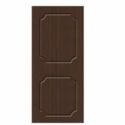 Brown Wooden Membrane Door