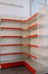 Departmental Store Corner Rack