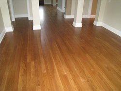 Laminated Wooden Flooring Services for Indoor