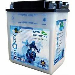 TATA Green YB14LA 14Ah Velocity Two Wheeler Battery