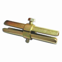 Golden Forged Inner Joint Pin, Shape: Round
