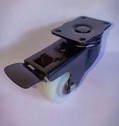 Single Wheel Nylon Caster With Break