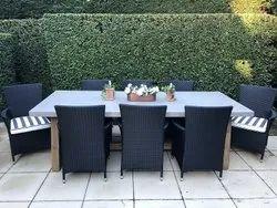 Hotels Restaurant Furniture, Seating Capacity: 8