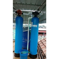 Domestic Iron And Softener Plant
