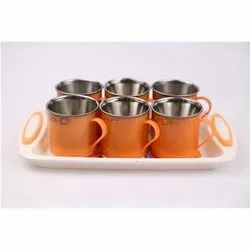 6 Piece Coffee Tea Set