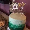 Acrylic Cake Top