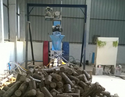 Groundnut Shell Briquetting Machine