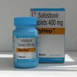 Myhep Antiviral Drugs