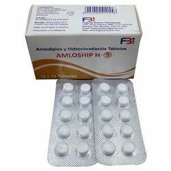 Amlodipine Hydrochlorothiazide Tablets 5 mg