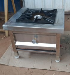 Commercial LPG Single Burner Stove