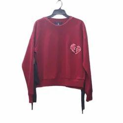 Ladies Designer Sweatshirts