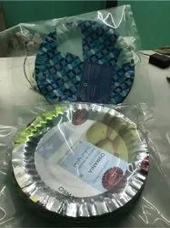Printed Duplex Paper Plate, For Event and Party Supplies, Paper GSM: 250
