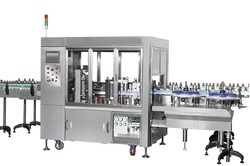 Automatic Adhesive Labelling Machine