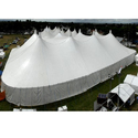 White Alpine Tent