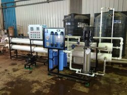 Automatic RO Filtration Plant