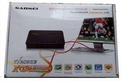 GADEMI TV Tuner LCD/VGA