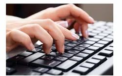 English Typing 30 WPM Course