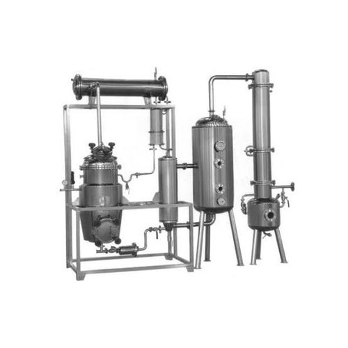 Essential Oil Distillation Unit