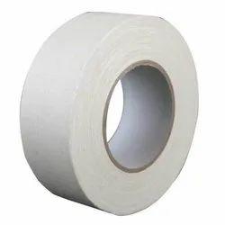 White Pressure Sensitive Tape