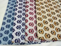 Cotton Printed Running Fabric