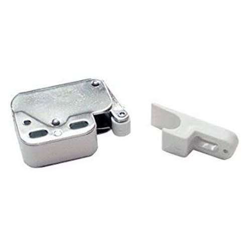CATCHES Quick SPRING Latch Automatic Pressure Touch Door PUSH TO OPEN NO HANDLES